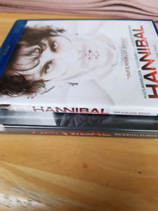 Hannibal TV series 2 and 3