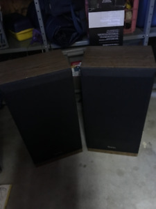 Vintage Technic Speakers SB A10