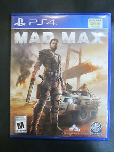 PLAYSTATION 4 GAMES FOR SALE AT NEARLY NEW PORT HOPE Peterborough Peterborough Area image 8
