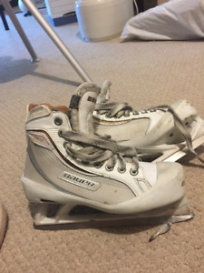Goalie Skates size 3 Bauer one60 Special Edition