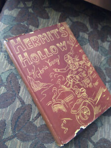 Hermit's Hollow by Gloria Young