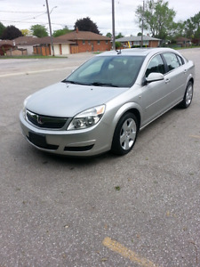 2007 Saturn Aura xe $5500 obo LOW KMS safetied and etested
