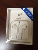 B/N Original Apple Earpods for iPhones, IPads & iPods MD827FE/A