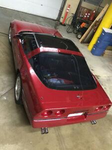 1988 Chevrolet Corvette Coupe (2 door) $10,000 NOW $8000 firm!