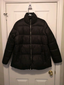 Large maternity jacket