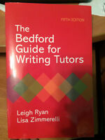 The Bedford Guide for Writing Tutors 5th Edition