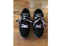 Heelys black/purple size UK5