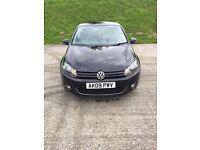 VW Golf 2.0 GT TDI 5dr