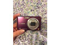 LUMIX Panasonic digital camera