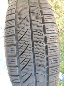 4 WINTER/SNOW TIRES for sale Kitchener / Waterloo Kitchener Area image 2