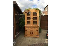 Corona Mexican Pine Cabinet £100