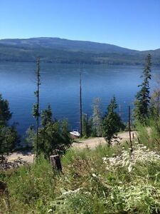 16 Acres Semi waterfront on SHUSWAP LAKE North Shore Greater Vancouver Area image 4