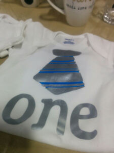 Personalized Oneies & Toddler T-shirts