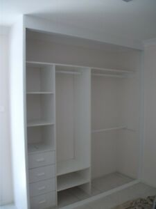 *SPECIAL THIS WEEK ONLY* Wardrobe Up to 2400 Wide **Supply Only** Warwick Farm Liverpool Area Preview