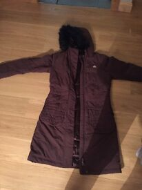 Chocolate brown Nike jacket