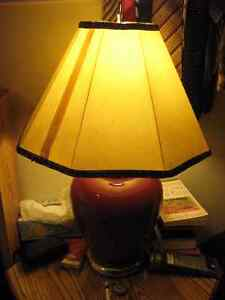 Table lamp for Sale  - Very good condition