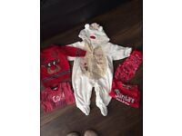 3-6month Christmas clothes