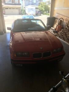MINT CONDITION CLASSIC 1994 BMW 318i CABRIOLET CONVERTIBLE