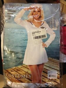 captain's mate costume