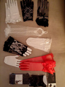 Lot of 10 pair of Gloves