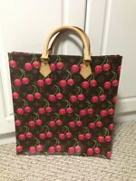 AUTHENTIC LOUIS VUITTON LIMITED EDITION CHERRY