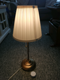 IKEA arstid dimmable table lamp