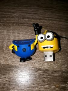 8GB Minion USB Flash Drive