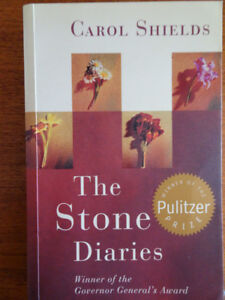The Stone Diaries by Carol Shields - EUC Soft Cover