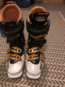 Scarpa Maestrale RS Size 25 - beat up but work