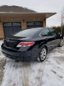 2010 Mazda6 GT  Loaded  Excellent Condition