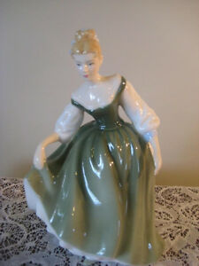 "ROYAL DOULTON FIGURINE, "" FAIR LADY hn 4719 """
