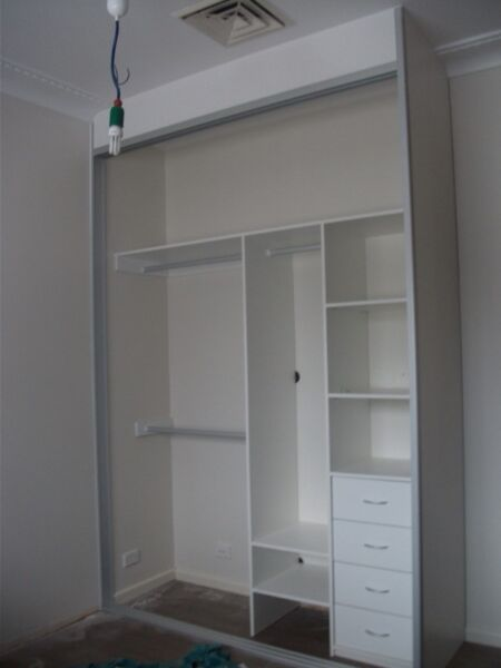Special This Week Only Wardrobe Up To 2400 Wide Supply Only