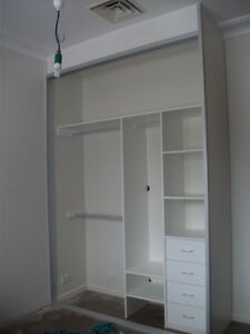 *SPECIAL THIS WEEK ONLY* Wardrobe Up to 2400 Wide **Supply Only**