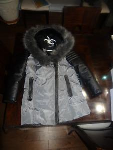 Superbe manteau d'hiver très chaud