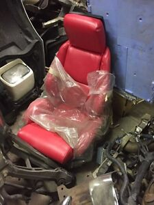 Corvette seats for sale.  All years, new and used covers also