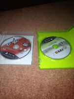 FIFA 15 and WWE 2K15 for PS3