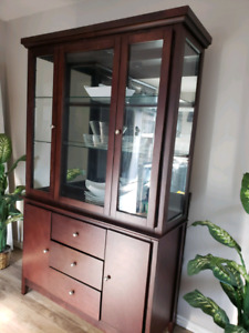 China cabinet/hutch - OBO