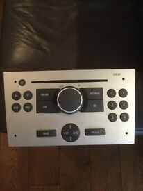Vauxhall Corsa CD 30 CD Player, working and in good condition