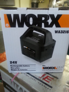 Worx Rechargeable Battery