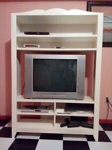 TV (entertainment) unit.
