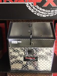 In stock Diamond Plate Tongue boxes on sale!