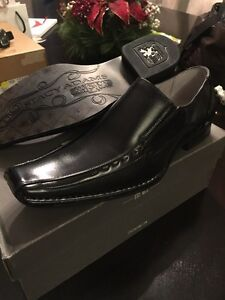 Brand New in Box Men's Stacy Adams Black Dress Shoes