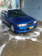 1998 NISSAN PULSAR SSS N15 ONLY $2200 FIRM NO LESS Campbelltown Campbelltown Area Preview