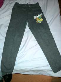 For Sale Kids Harry Potter Joggers Age 9-10 Years