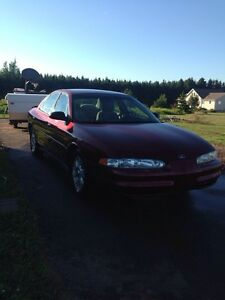 2002 Oldsmobile intrigue 112k low km's !