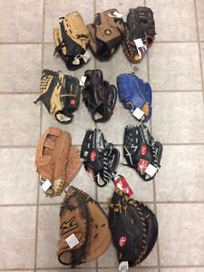 Baseball equipment for sale