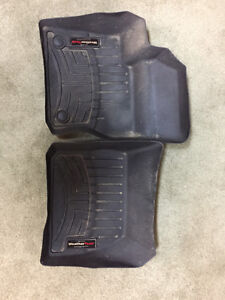 weathertech floor mats 2014 ford focus+ford cargo AllWeather mat