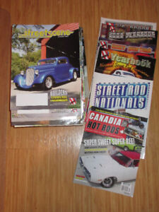 MAGAZINES FOR STREET ROD ENTHUSIASTS