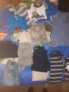 4t Boys clothing