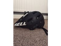 Large Bell Super 2 Mountain Bike Helmet, MTB Enduro Open Face